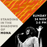Standing in the Shadows of MONA 2013